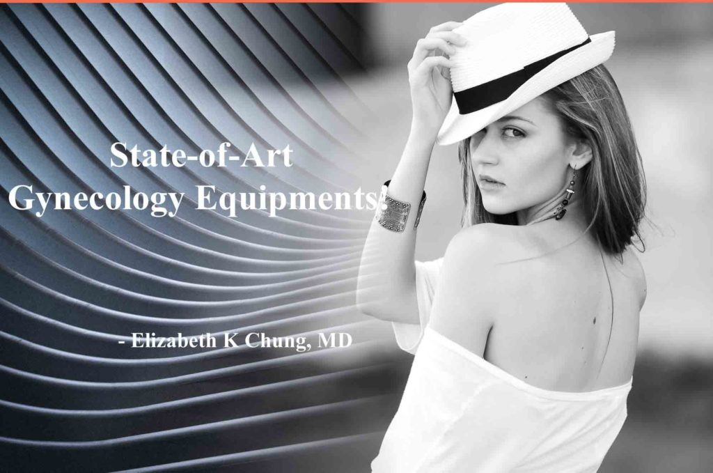 Women's Health Care Gynecology Equipments Oasis Health Dr Elizabeth K Chung, Skokie, IL